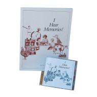 """I Hear Memories"" CD and Book Set"