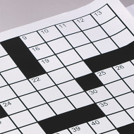 Extra Crossword Grid Sheets  (pack of 60)
