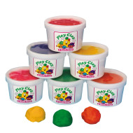 Scented Clay Pack (pack of 6)