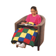 Twin Pieced Top Weighted Blanket
