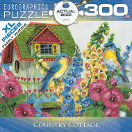 Country Cottage 300 Piece Puzzle