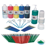 Tempera Paint Easy Pack