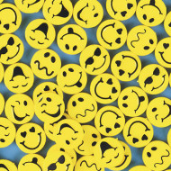 "Emoji ""Expressions"" Beads (bag of 144)"