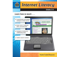 How to Teach Internet Literacy: Resource Guide Grades 3-5