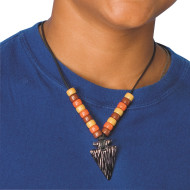 Arrowhead Necklace Craft Kit (makes 12)