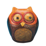 Color-Me™ Ceramic Bisque Owl Banks (makes 12)