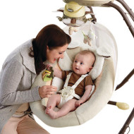 Fisher-Price® My Little Snugapuppy™ Swing