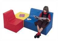 School Age Play Seating Set (set of 3)