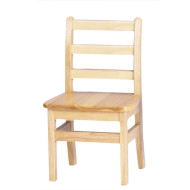 Ladder Back Chairs 8""