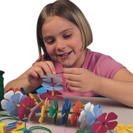 Aloha Leis Craft Kit (makes 24)