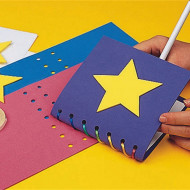 EduCraft® Super Foam Memory Book Craft Kit (makes 24)