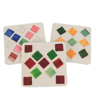 Mosaic Coaster Craft Kit