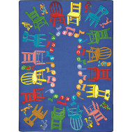 Musical Chairs Carpet