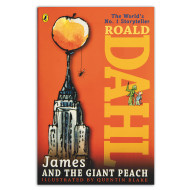 James and the Giant Peach Book
