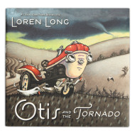 Otis and the Tornado Book