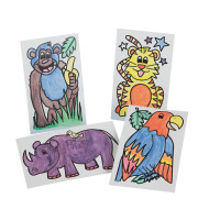 Paint-a-Dot™ Jungle Animals Craft Kit (makes 48)