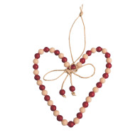 Heart Ornament Craft Kit (makes 48)