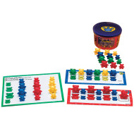 Three Bear Family® Counters  (set of 80)