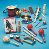 15-Player Rhythm Band Instrument Easy Pack