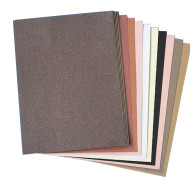"Tru-Ray® Sulphite Multicultural Construction Paper, 12""x18"" 76lb. (pack of 50)"