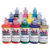 Color Splash!® Fabric Paint 4 oz.