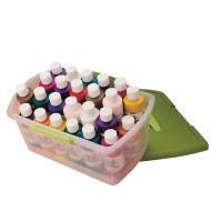 Color Splash!® Washable Tempera Paint in a Tub