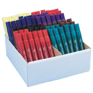 Color Splash!® Permanent Markers PlusPack (pack of 72)