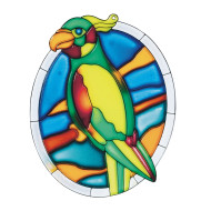 Stain-A-Frame Set - Parrot   (pack of 12)