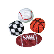Sports Kick Sack Assortment (pack of 12)