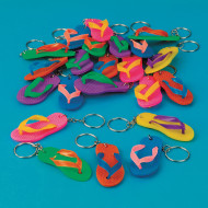 Flip-Flop Key Chain (pack of 24)