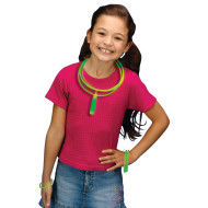 "22"" Crazy Glow Lite Rope Necklaces  (pack of 50)"