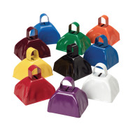 Cow Bells  (pack of 12)