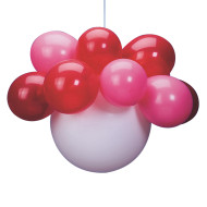 "36"" Qualatex® Balloons, White  (bag of 10)"