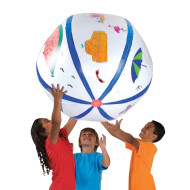 Color-Me™ Beach Ball, 48""
