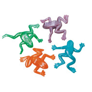 Stretchy Frogs  (pack of 12)