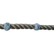 Rest/grip Knot for Climbing Rope