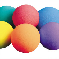 "7"" Spectrum™ Bright Foam Balls  (set of 6)"