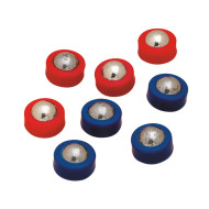Mini Shuffleboard Disc  (set of 8)