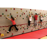 Traverse Climbing  Wall Package, 20