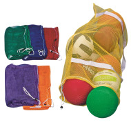 "Spectrum™ 48"" x 24"" Mesh Ball Bags  (set of 6)"