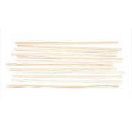 Wooden Dowels  (pack of 12)