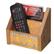 Unfinished Remote Caddy, Unassembled