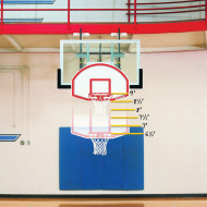 Easy Up Youth Basketball Goal