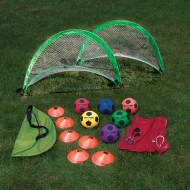 "Youth Soccer Easy Pack, 48""x30"" Goals"