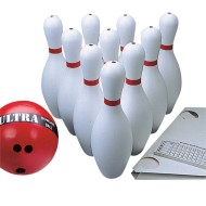 Bowling Set with 2.5 Pound Ball