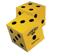 Gator Skin® Softi Dice, Pair (pair)