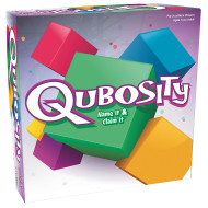 Qubosity™: Name It & Claim It Game