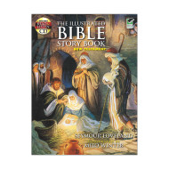 Bible Story Book: New Testament with CD