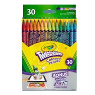 Crayola® Twistables™ Colored Pencils (set of 30)