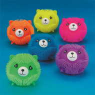 Kitty Cat Puffer Balls (pack of 6)